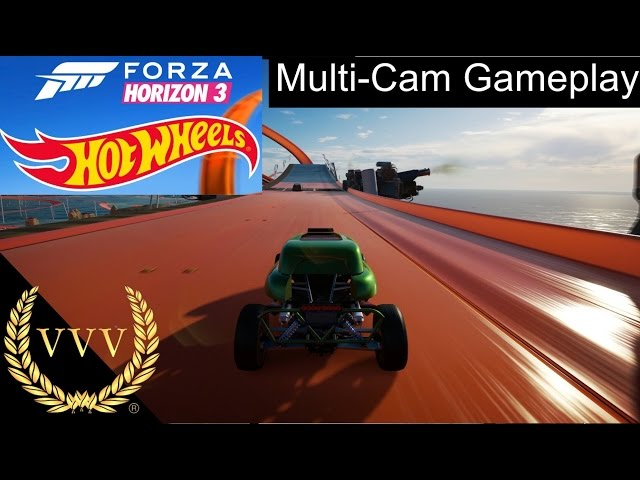 Forza Horizon 3 - Hot Wheels Car Pack Multi-cam