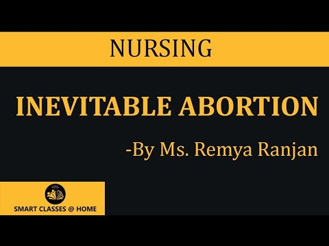 Inevitable Abortion | Miscarriage | Remya Ranjan