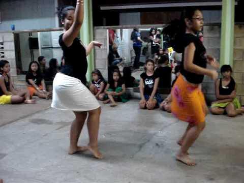 Tahitian Practice 2