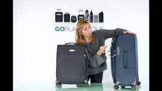 samsonite Spark SNG review by Go Places