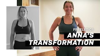 Want To Get Back In Shape? | Anna's 15 Week Freeletics Transformation Motivation