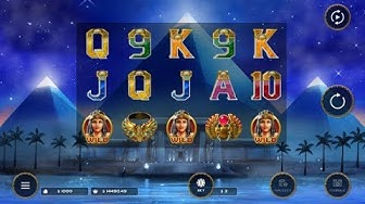 (TEST) - A Night With Cleo Slot Game Review - Tips, random jackpot, bovada & café