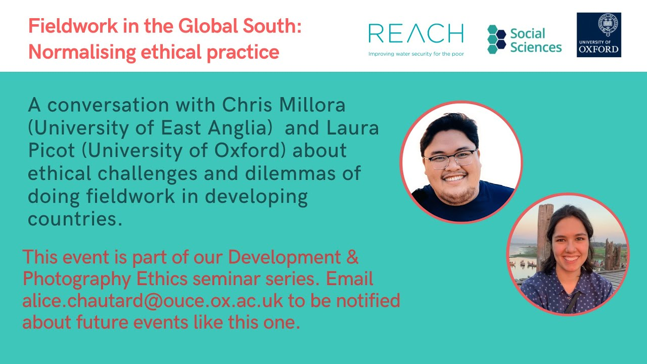 Video: Ethics and research in the global south