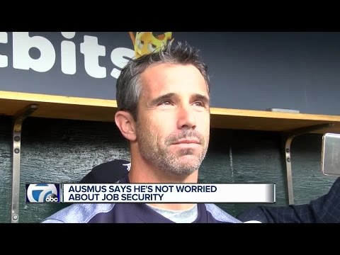 "Tigers manager Brad Ausmus: ""I'll be fine"""