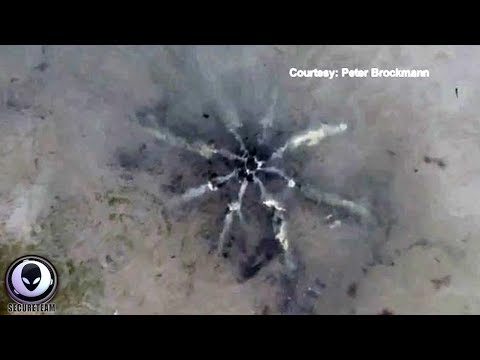 BIZARRE Metal Structure On Sea Floor Uncovered 9/1/17