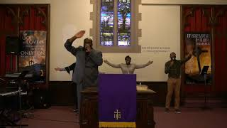 Faith Chapel RCA Morning Worship March 29 2020