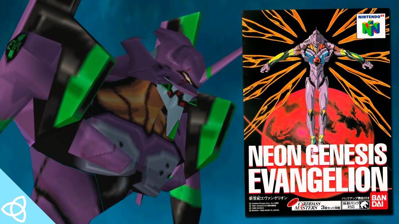 Neon Genesis Evangelion (N64 Gameplay)   Forgotten Games #138