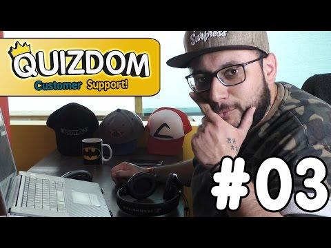 Quizdom - Customer Support #03