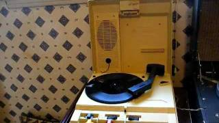 Talking book record player for the blind #2