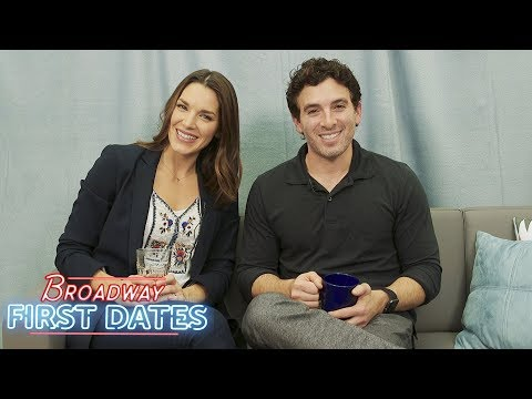 Broadway First Dates: Kelli Barrett and Jarrod Spector