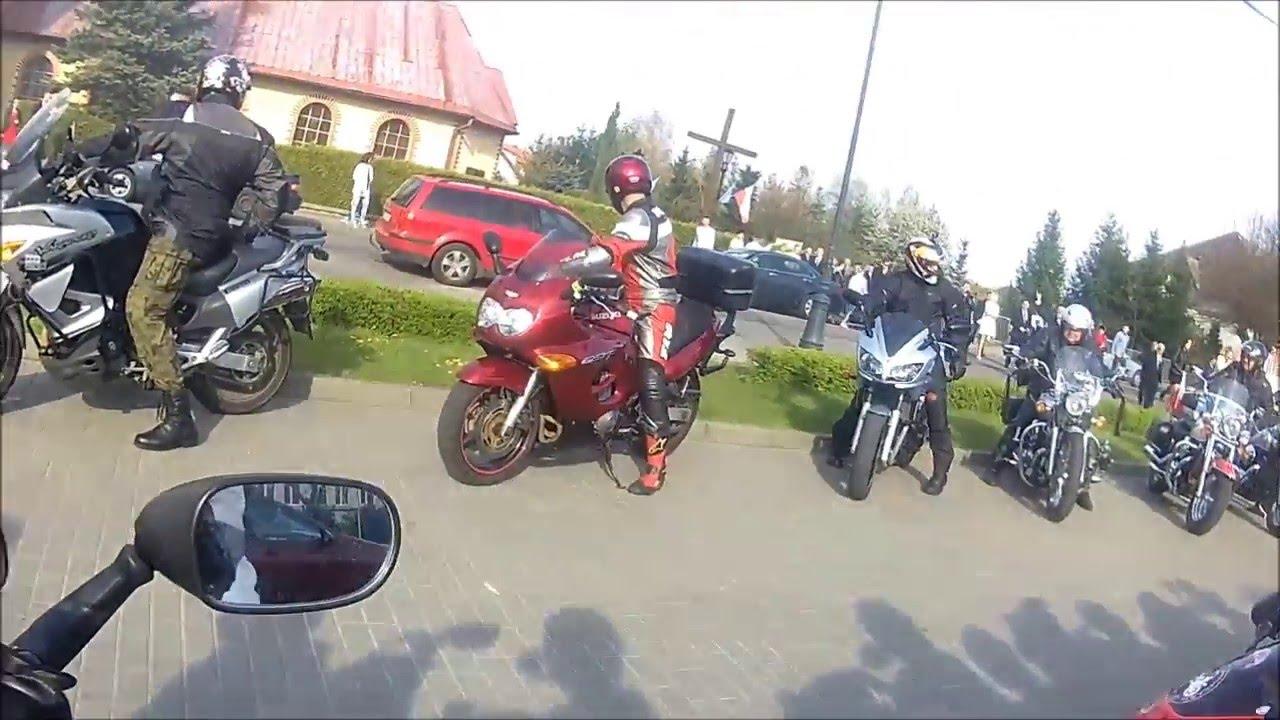 Wesele Motocyklistów Martadamian Youtube