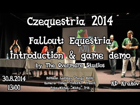Fallout Equestria: game introduction (The Overmare Studios)