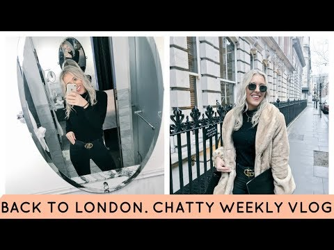 Make Up Artist In My Cab?! London, Sponsored Content Chat,  Duty Free Shopping | Em Sheldon Vlogs