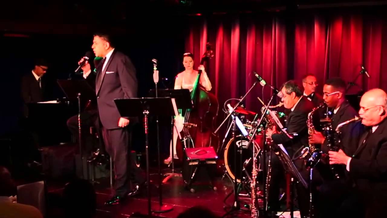 Eddie Marrero performs Besame Mucho