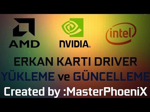 GPU DRIVERS INSTALL & UPDATE