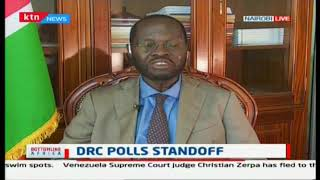 Discussions on DRC polls standoff