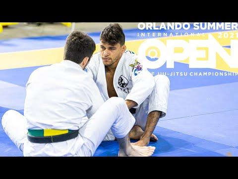 Lívio Ribeiro v Michael Mehl / Orlando Summer Open 2021
