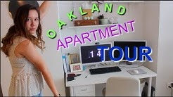 Oakland, CA Apartment Tour - 2017 || Table 1.5
