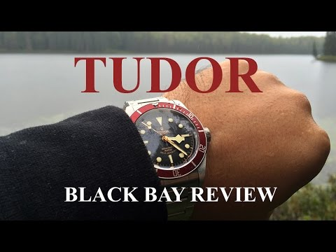 Tudor Black Bay Review Red ETA Version