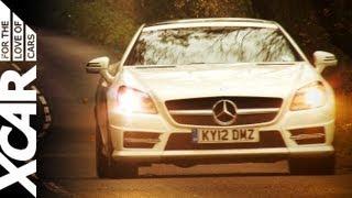 Mercedes-Benz SLK250 CDI 2012 Videos