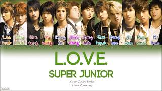 Super Junior - L.O.V.E