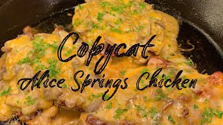 Cook With Me//How t๐ make Alice Sprigs chicken ( Outback Steakhouse copycat recipe )