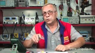 видео Импульсные стабилизаторы напряжения
