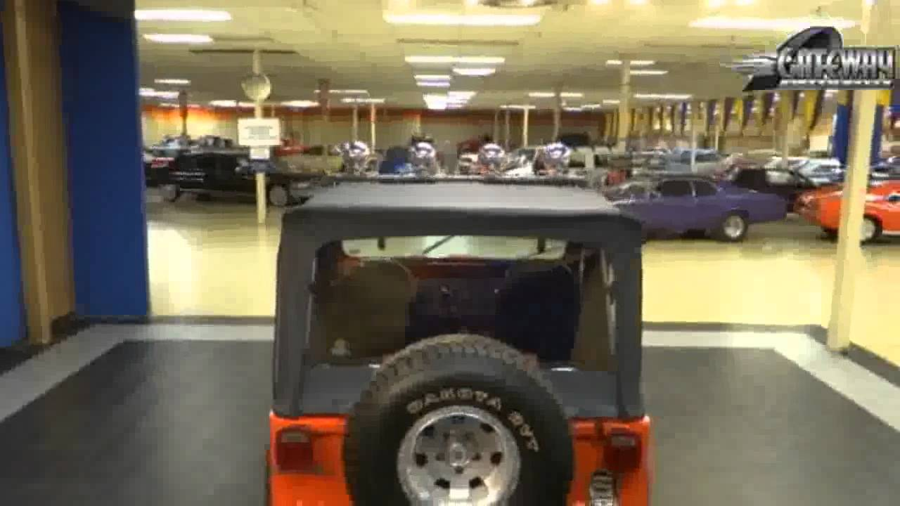 1981 jeep cj5 for sale at gateway classic cars in our st louis showroom youtube. Black Bedroom Furniture Sets. Home Design Ideas