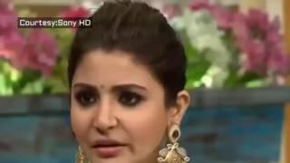 Actress Anusha sharma sing Uttrakhandi song in Kapil Sharma show