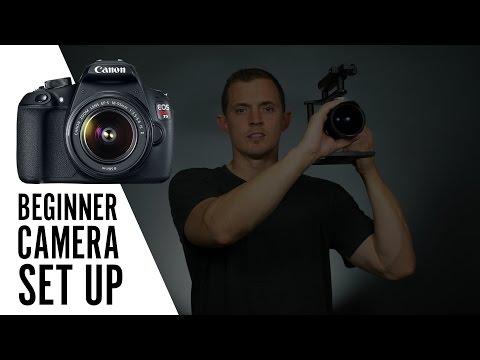 Beginner Camera Setups for Filming Skateboarding