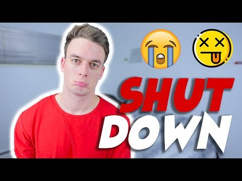 YOUTUBE IS SHUTTING MY CHANNEL DOWN | Absolutely Blake