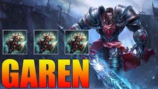 Garen Only Hidra Titânica - Build Ostentação #12