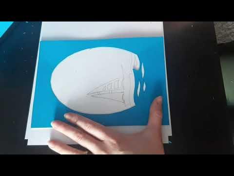 Бумажный тоннель своими руками