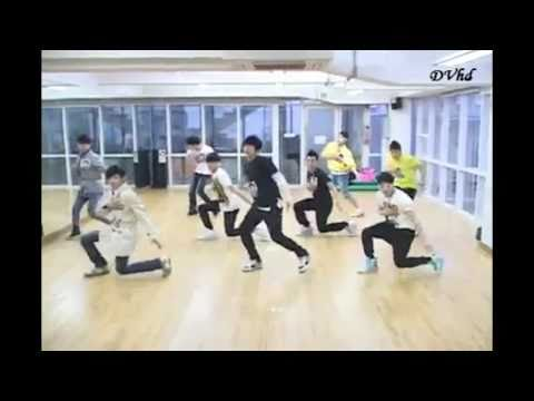 Ze:A - All Day (dance practice) DVhd