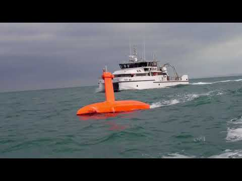 DriX - iXblue Launches New Multi-Purpose Autonomous Unmanned Surface Vessel #DriX #iXblue #USV