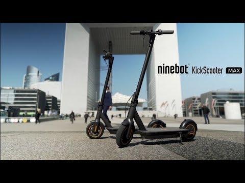 NINEBOT KickScooter MAX   Melotronic.Id