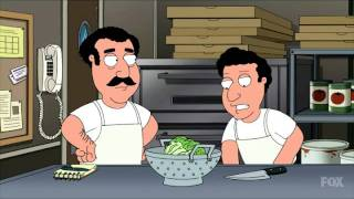 "Family Guy ""every Pizza Place Salad"""