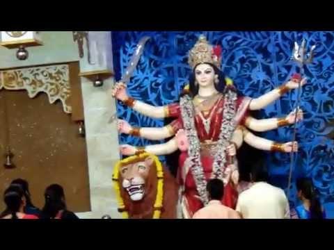 Maha-aarti at Abhyankar Nagar, Nagpur