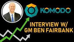 "KOMODO $KMD | Interview w/  GM Ben FairBank aka ""Bitcoin Benny"""