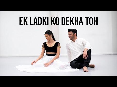 Ek Ladki Ko Dekha Toh Aisa Laga | Title Song | Rohit Gijare & Aaliya Islam | Dance | Choreography