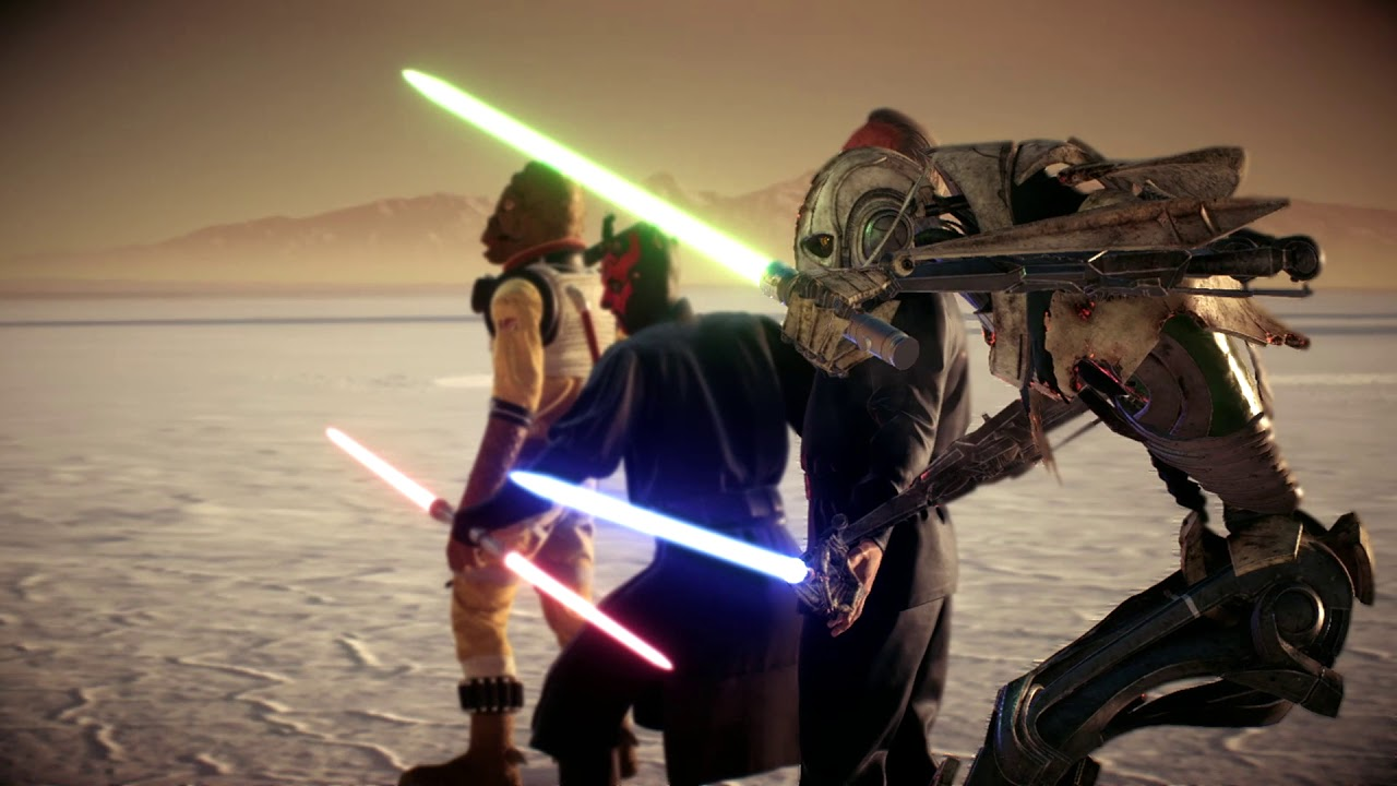 Download Star Wars Battlefront 2 - Heroes Versus Villains Offline (On Crait!) (Mod)