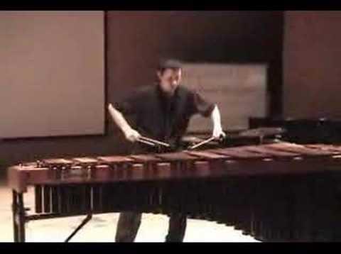 Danny Hawkins Performs Banafrit by Jonathan Anderson