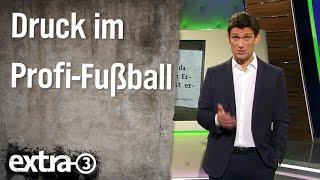 Christian Ehring: Druck im Profi-Fußball