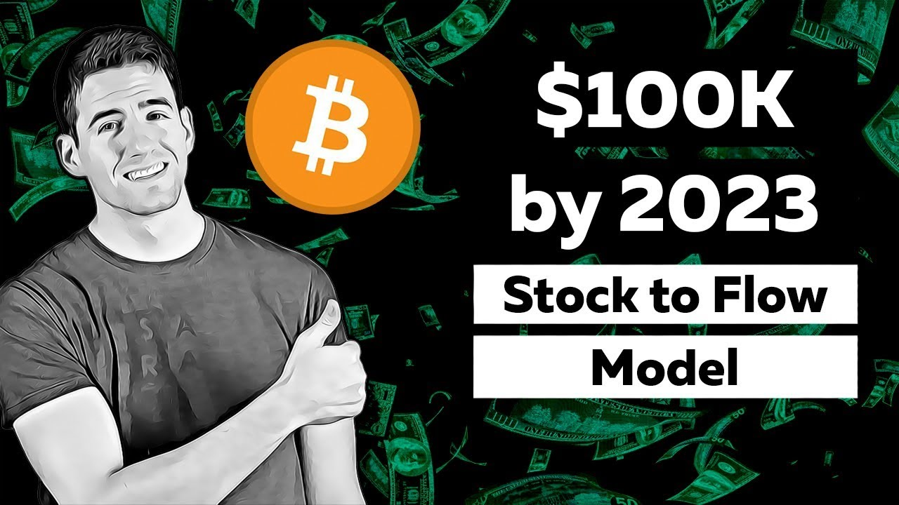 Why Bitcoin Will Hit $100K by 2023 — BTC Price Prediction — Stock to Flow Model