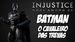 Batman, O Cavaleiro das Trevas - Injustice Gods Among Us