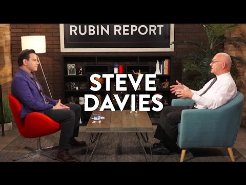 Steve Davies and Dave Rubin: Brexit, Classical Liberalism, Libertarianism (Full Interview)