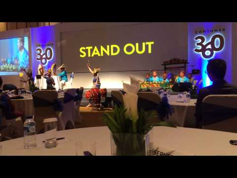 Indonesia Cultural Performance at Nielsen's Consumer 360® in Jakarta