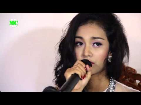 Press Conference of May Myat Noe, Miss Asia Pacific World 2014