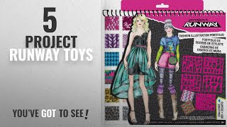 Top 10 Project Runway Toys [2018]: Fashion Angels Project Runway Portfolio
