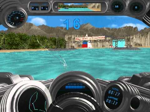 Speedboat Attack PC gameplay YouTube